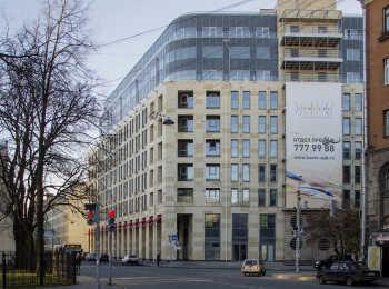 Внешнее оформление фасадов в классическом стиле